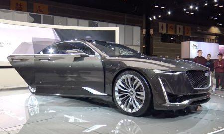 Cadillac សេរីឆ្នាំ 2019
