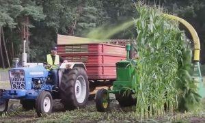 World Modern Agriculture