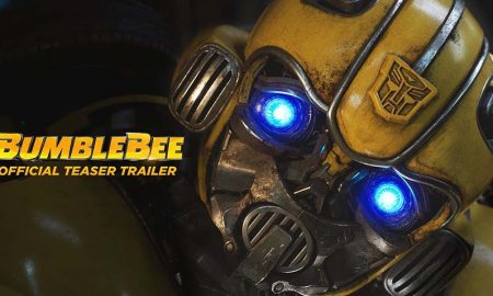 bumblebee hollywood movie