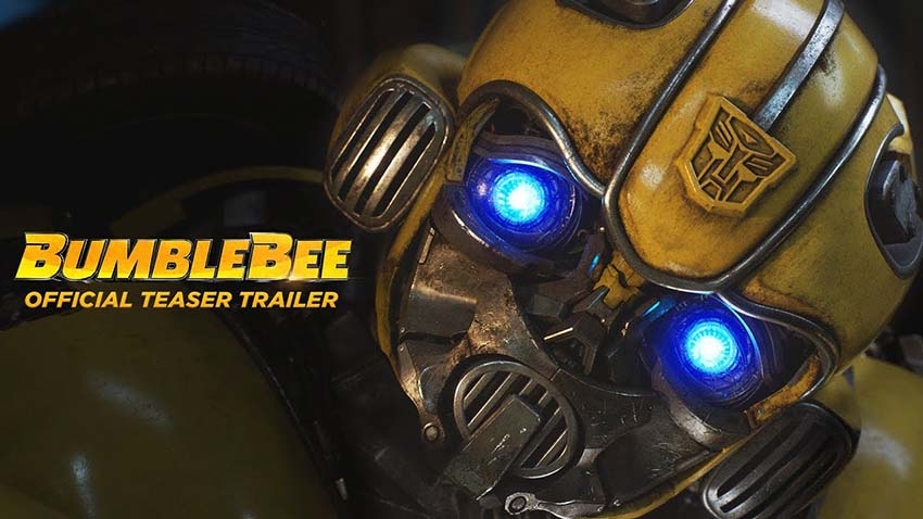 bumblebee hollywood movie
