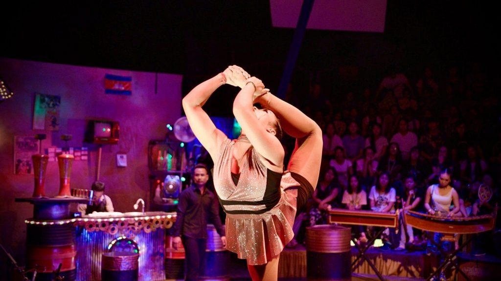 ល្ខោនសៀកកម្ពុជាហ្វារ Phare, The Cambodian Circus