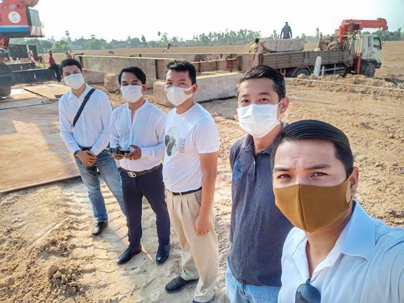 ក្រុមការងារ Area Cambodia Property
